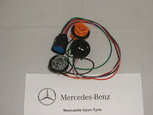 genuine smart roadster (452) rear light wiring harness inc bulb hot rod electrical systems smart wiring harness