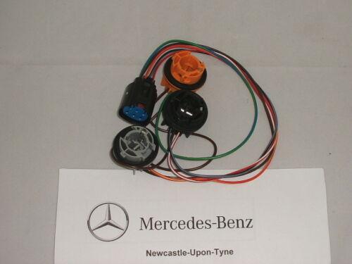 Rear Light Wiring Harness INC Bulb Holders Q0009518 Genuine Smart Roadster 452