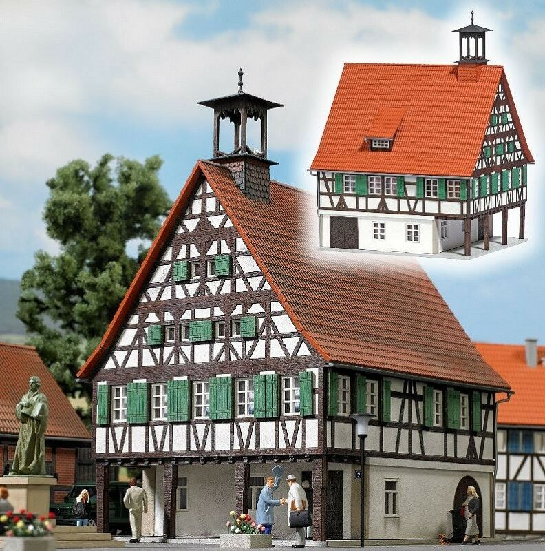 Busch 1598 1598 1598 Rathaus    Tadellos  cbd8d8