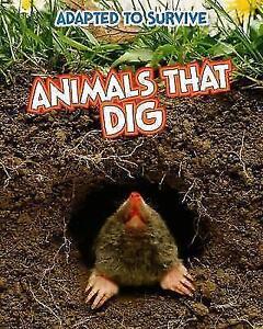 Adapted-to-Survive-Animals-that-Dig-von-Angela-Royston-2015-Taschenbuch