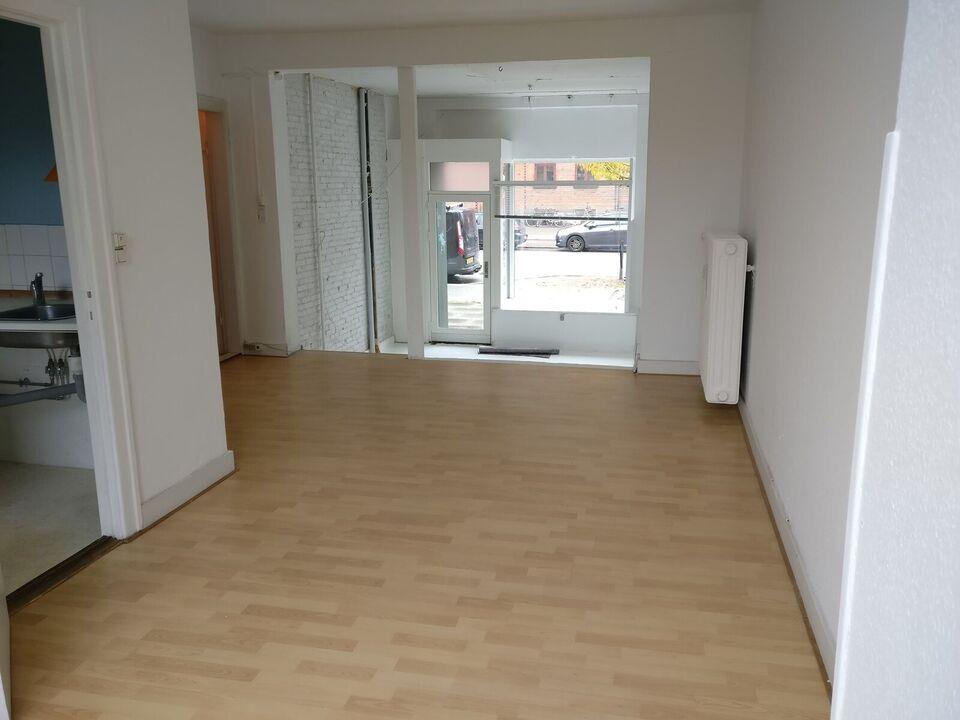2200 butik udlejes, etageareal kvm. 60 Hillerødgade 81 st,