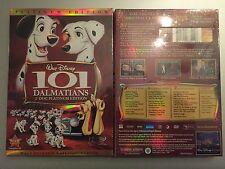 101 Dalmatians (DVD, 2008, 2-Disc Set, Platinum Edition)