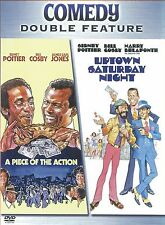 A Piece of the Action / Uptown Saturday Night - NEW DVD, (2004)