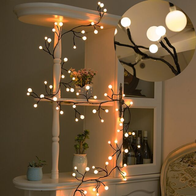 Lights Fairy Led Globe String