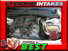 K&N+BLACK RED 05-10 DODGE MAGNUM/CHARGER/CHALLENGER/CHRYSLER 300 V6 AIR INTAKE
