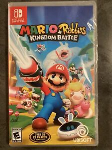 Mario + Rabbids Kingdom Battle - Nintendo Switch NEW