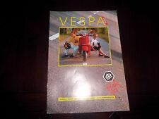 Piaggio auf allen Wegen Vespa Katalog 1993 PK PX Cosa Sfera 91/4/150 Hexagon