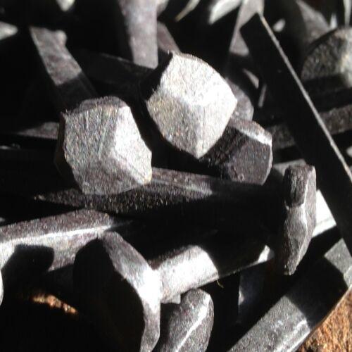 """10d Historic Restoration nails Decorative Rosehead Rustic Nails 20 3/"""""""
