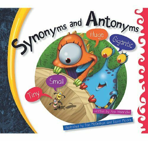 Language Rules! Ser.: Synonyms And Antonyms By Ann