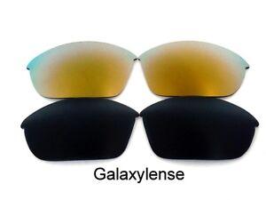 Galaxy Da 2 Sole Oakley Ricambio Half Di Lenti Occhiali Per Jacket 0 7Hxw7qfnv