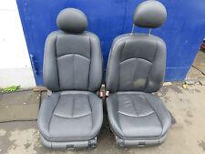 Lederausstattung anthrazit Multikontur Memory Mercedes-Benz E-Kl Limousine W211