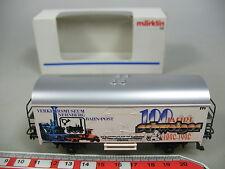 AJ72-0,5# Märklin H0/AC SOMO/Carro merci 100 Anni ferrovia modello-Schweiger W+