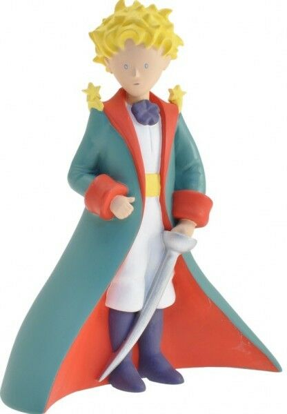 Le Petit Prince moneybox prince with Cape 21 cm figurine Little prince 800387