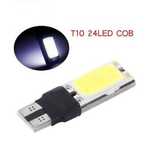 Bombillas-T10-LED-Canbus-Cob-12SMD-5630-2835-6W5-DC12V-T10-Car-LED-Bulbs