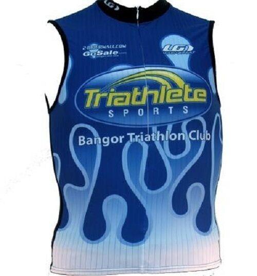Bangor Triathlon Club Tri Jersey