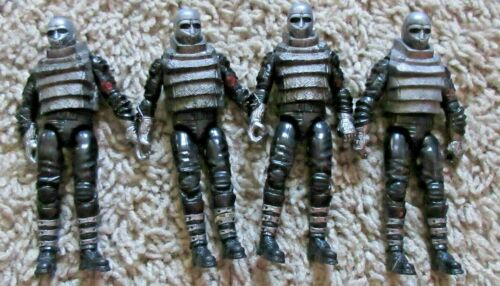 "JOE Neo Viper Trooper Lot de 4 figurines 3.75/"" GI Cobra Rise of Cobra G.I"