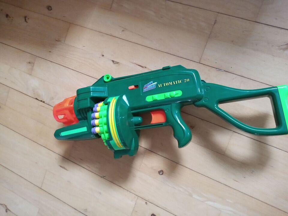 Våben, Elektrisk, Nerf