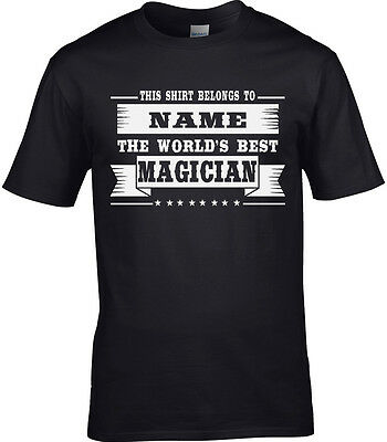 Call It Magic Retro T-Shirt Magician Playing Cards Trick Party Funny Hobby P518