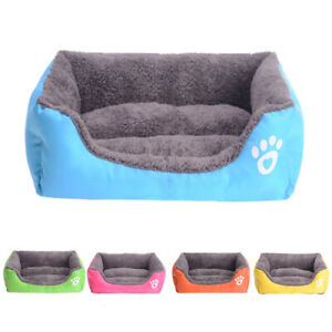 Pet-Dog-Cat-Bed-Kitten-Puppy-Cushion-House-Soft-Warm-Kennel-Mat-Blanket-Washable