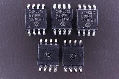 10PCS 24LC16B-I//SN IC EEPROM 16KBIT 400KHZ 8SOIC