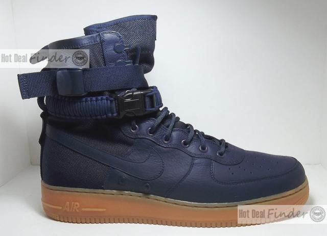 Nike SF Af1 Air Force 1 Midnight Navy