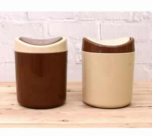 Image Is Loading Plastic Office Home Waste Basket Garbage Trash Can