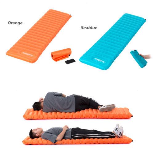 Self Inflatable Inflating Air Mattress Sleeping Pad Outdoor Bed Camping Mat