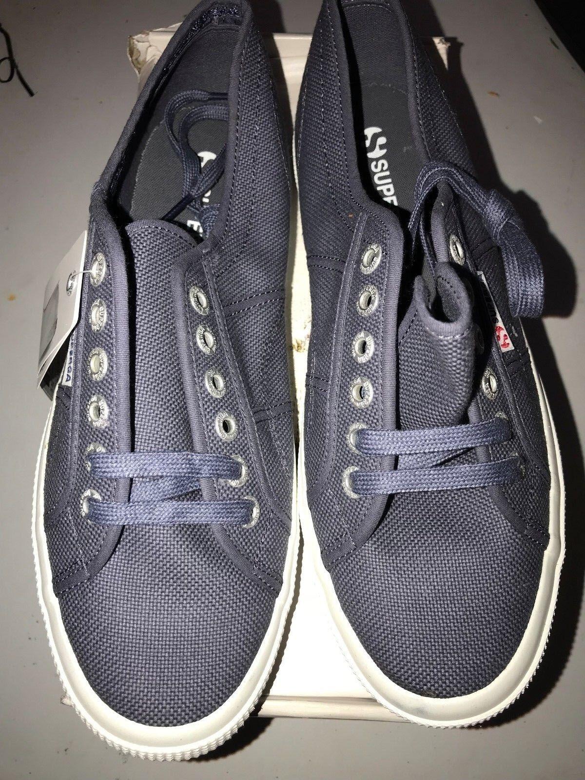 Superga Unisex 2750 Cotu Classic Sneaker Navy 8 M US Women / 6.5 M US Men