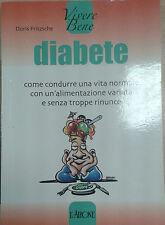 DIABETE - DORIS FRITZSCHE - L'AIRONE - 2007 - M