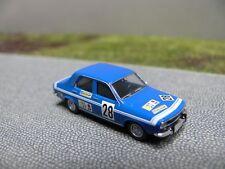 1/87 Brekina Renault R12 Gordini Cup #28 14508