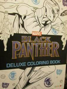 Bendon-Black-Panther-Movie-Deluxe-Coloring-Book-Tear-amp-Share-Pages