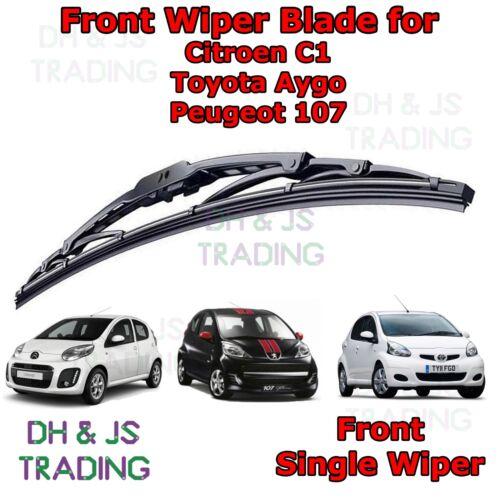"Toyota Aygo Peugeot 107 05-14 Citroen C1 Front Wiper Blade Windscreen 26/"""