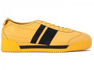 asics tiger mexico 66 yellow zip lining
