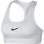 blanco impacto Sujetador 2819 Victory deportivo con Nike Sz medio de relleno L wq0Oq