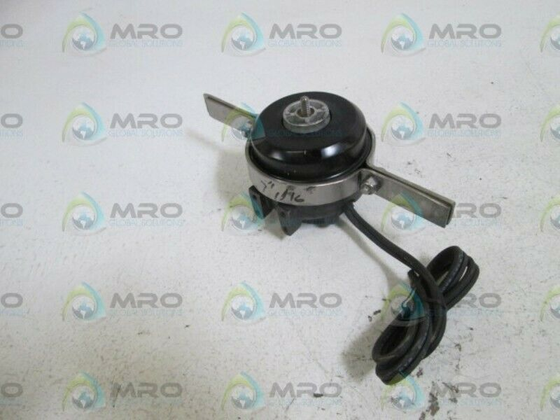 NEW GENERAL ELECTRIC 5KSM81HFL1010 MOTOR 1550 RPM 3M286B
