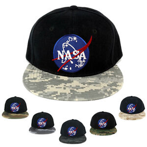 7da963e4ec627 Image is loading NASA-Insignia-Space-Embroidered-Iron-on-Patch-Camo-