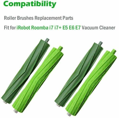 Roller Brushes for iRobot Roomba i7 Series Accessories Cleaner Set Multi-Surface