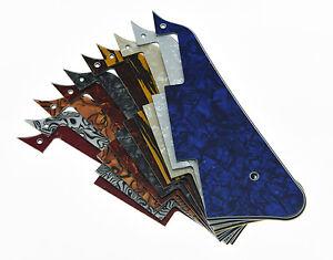 LP Style Guitar Pickguard Scratch Plate Fits Epiphone Les Paul Various Colors