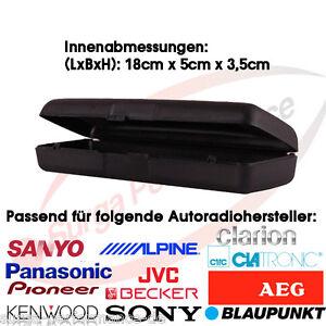 Universale-Custodia-Per-Autoradio-Rimovibile-Pezzo-Di-Ricambio-Alpina-Sony