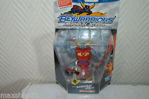 BEYWARRIORS-BEYBLADE-BW-01-SAMURAI-IFRIT-BY-HASBRO-NEUF-FIGURE-SHOGUN-STEEL