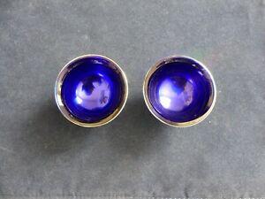 International-Silver-Royal-Danish-Blue-Cobalt-Sterling-Master-Salts