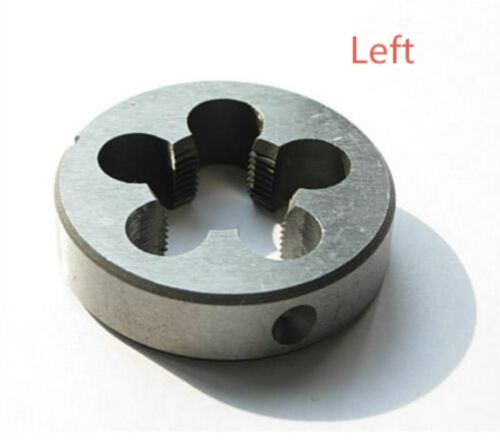 New 1pc Metric Left Hand Die M18 X 2.5mm Dies Threading Tools 18mm X 2.5mm pitch