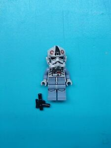 LEGO minifigure head Commando with goggles flesh AT-ST REAL LEGO