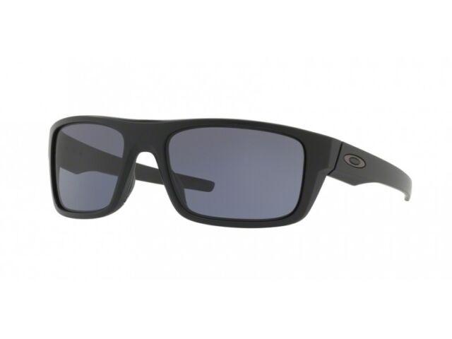 439c3c78ef Sunglasses Oakley Drop Point 9367-01 Matte Black Grey