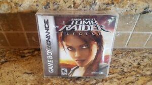 Lara-Croft-Tomb-Raider-Legend-Nintendo-Game-Boy-Advance-2006-Brand-New