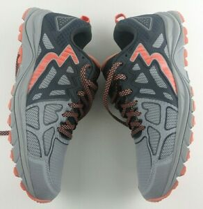 f7ecb32ce882e Details about 361 Degrees 361- Overstep 2 Women's Size 11.5 B Trail Running  Shoes Gray #132