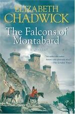 The Falcons of Montabard, Chadwick, Elizabeth, Good Condition, Book