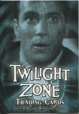 Twilight Zone Series 4 S&S Promo Card P2