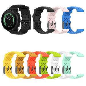 für Spartan Sport/Sport-Armbanduhr/Suunto D5 Uhrenarmbänder Armband Silikon Band
