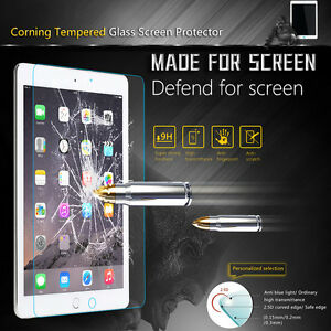 Tempered-Glass-Screen-Protector-for-Apple-iPad-9-7-034-11-034-2018-2017-Air-Mini-4-Pro